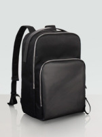 JEFF A2 BACKPACK_ BLACK