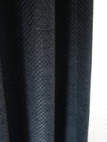 Square weave Curtain(black out)�ϸ�Ŀư Navygray