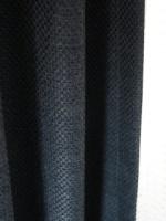 Square weave Curtain(black out)�ϸ�Ŀư Navygray