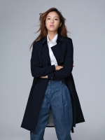 14FW Gianna Straight Trench